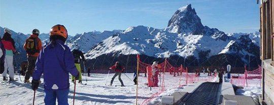 Ski en vallee d'ossau